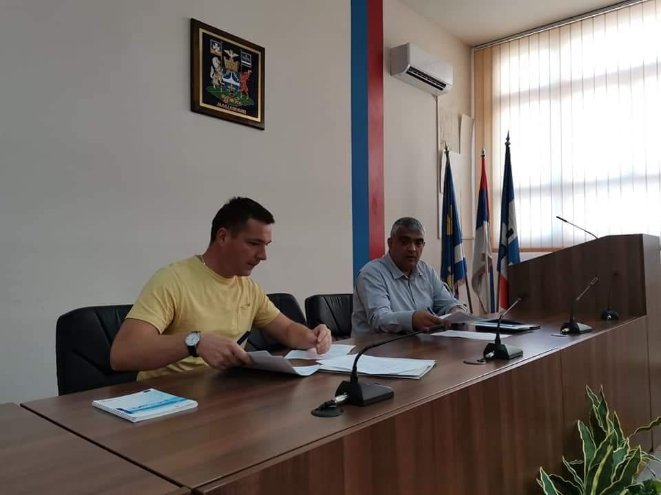 Saopštenje štaba za vanredne situacije gradske opštine Mladenovac