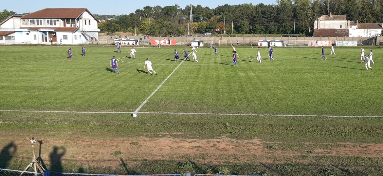 Golom Davida Stevanovića u nadoknadi vremena OFK Mladenovac savladao Poštar Zvezdaru 1:0 (video)