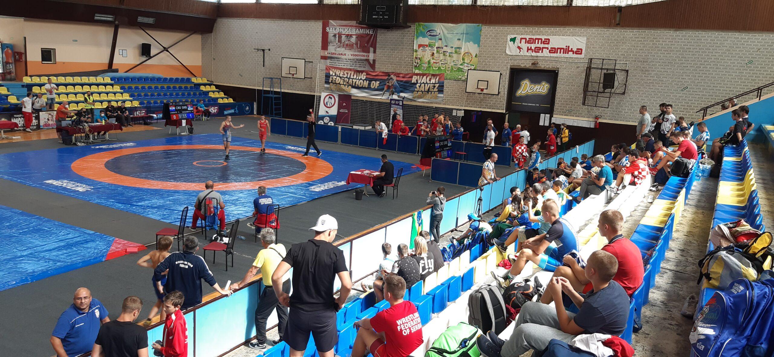 Svetske školske sportske igre u Mladenovcu