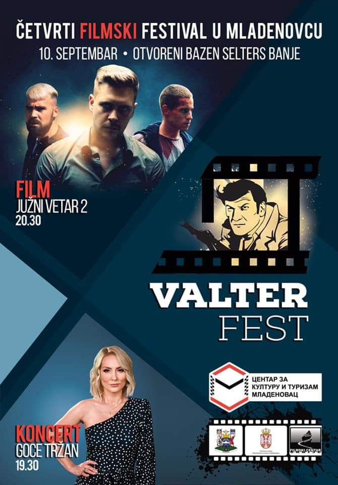 Od petka do nedelje Mladenovac u znaku Valter Festa