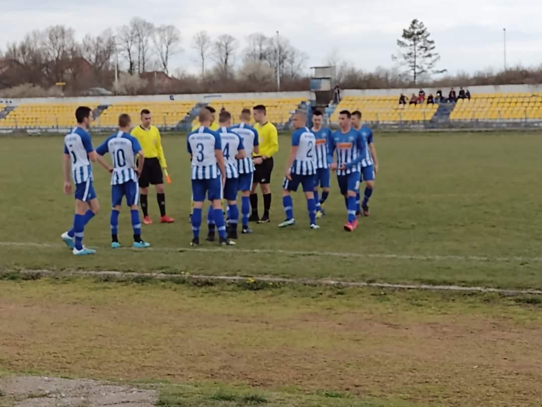 OFK Mladenovac – Sinđelić 1:0 (0:0):  Gol Krstića za očuvanje trona