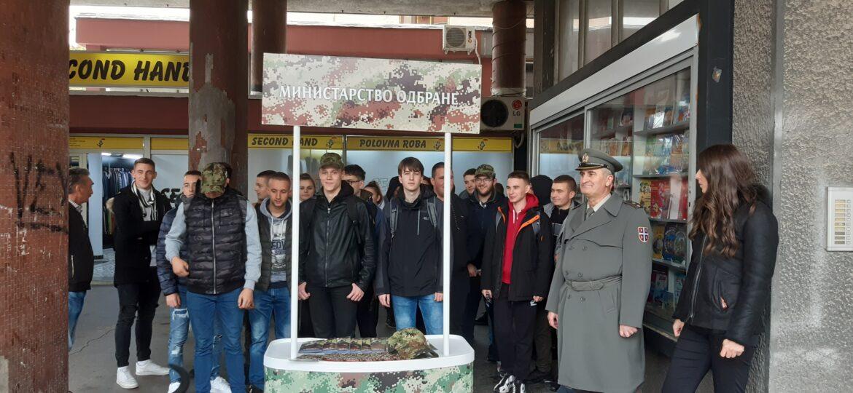 Promocija dobrovoljnog služenja vojnog roka
