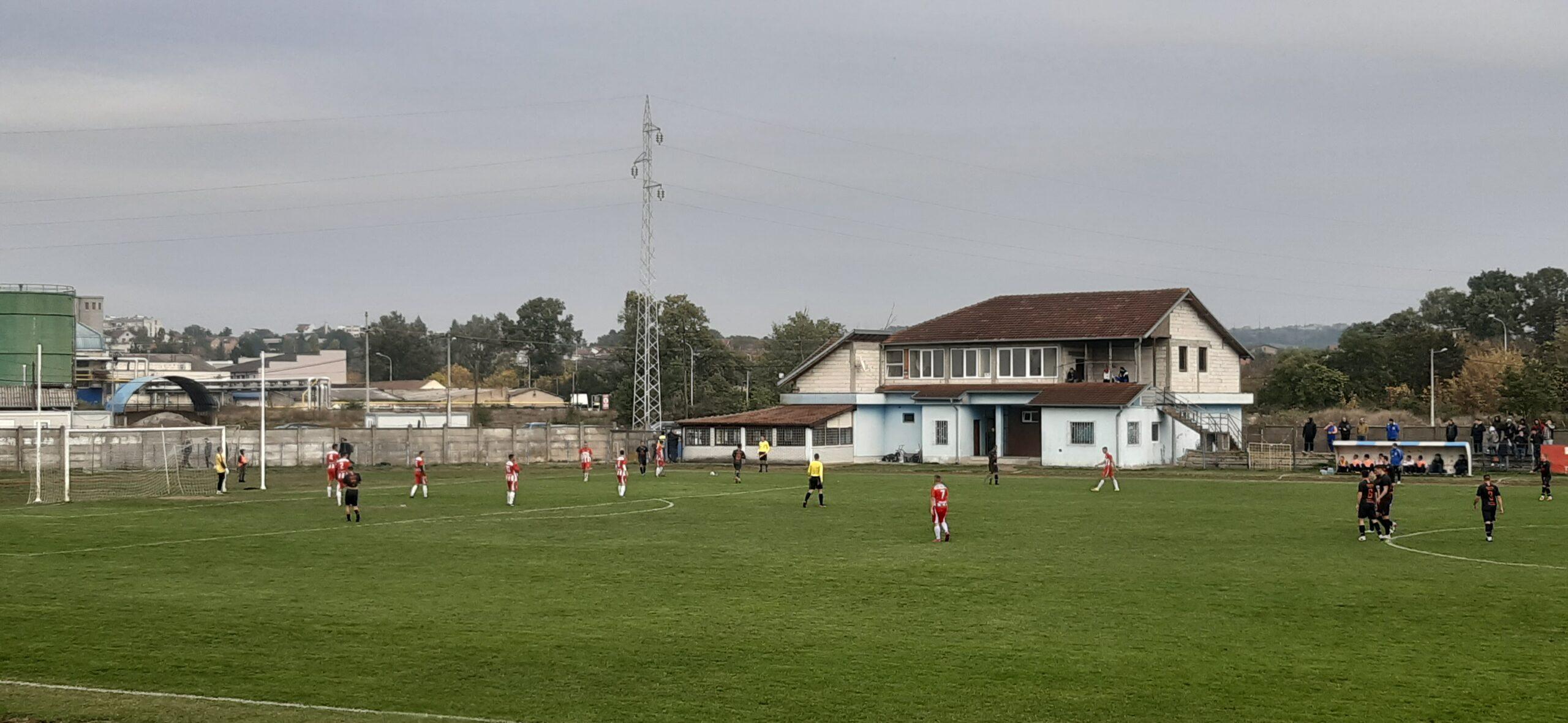 OFK Mladenovac – Zvezda (Konatice) 5:3 (2:3)